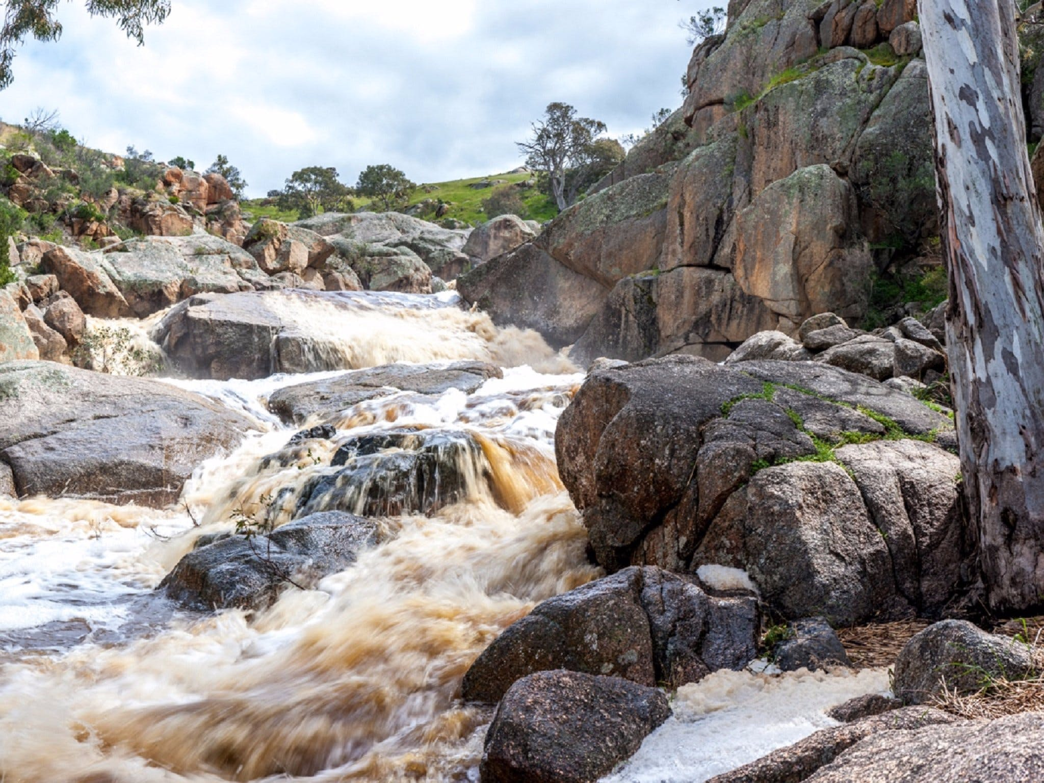 Mannum Waterfalls - Great Ocean Road Tourism