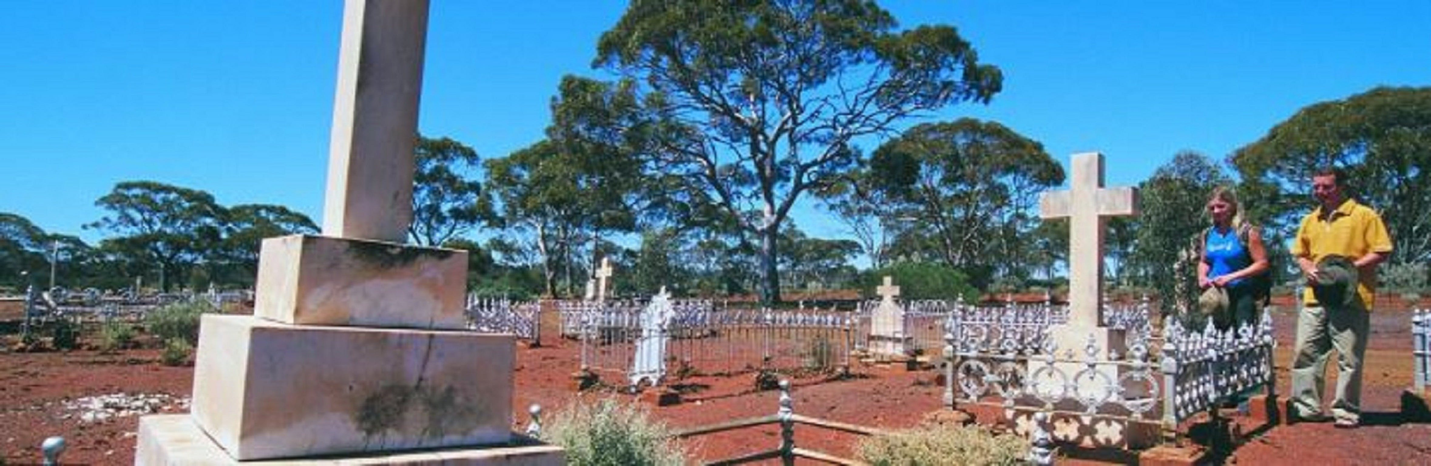 Old Pioneer Cemetery Coolgardie - Great Ocean Road Tourism