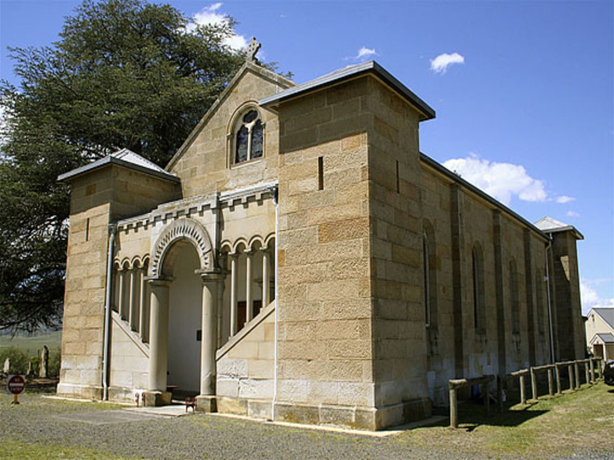 St Mark's Church Pontville - Great Ocean Road Tourism