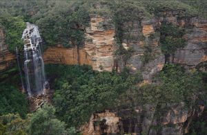 Wentworth Falls Lookout - Great Ocean Road Tourism
