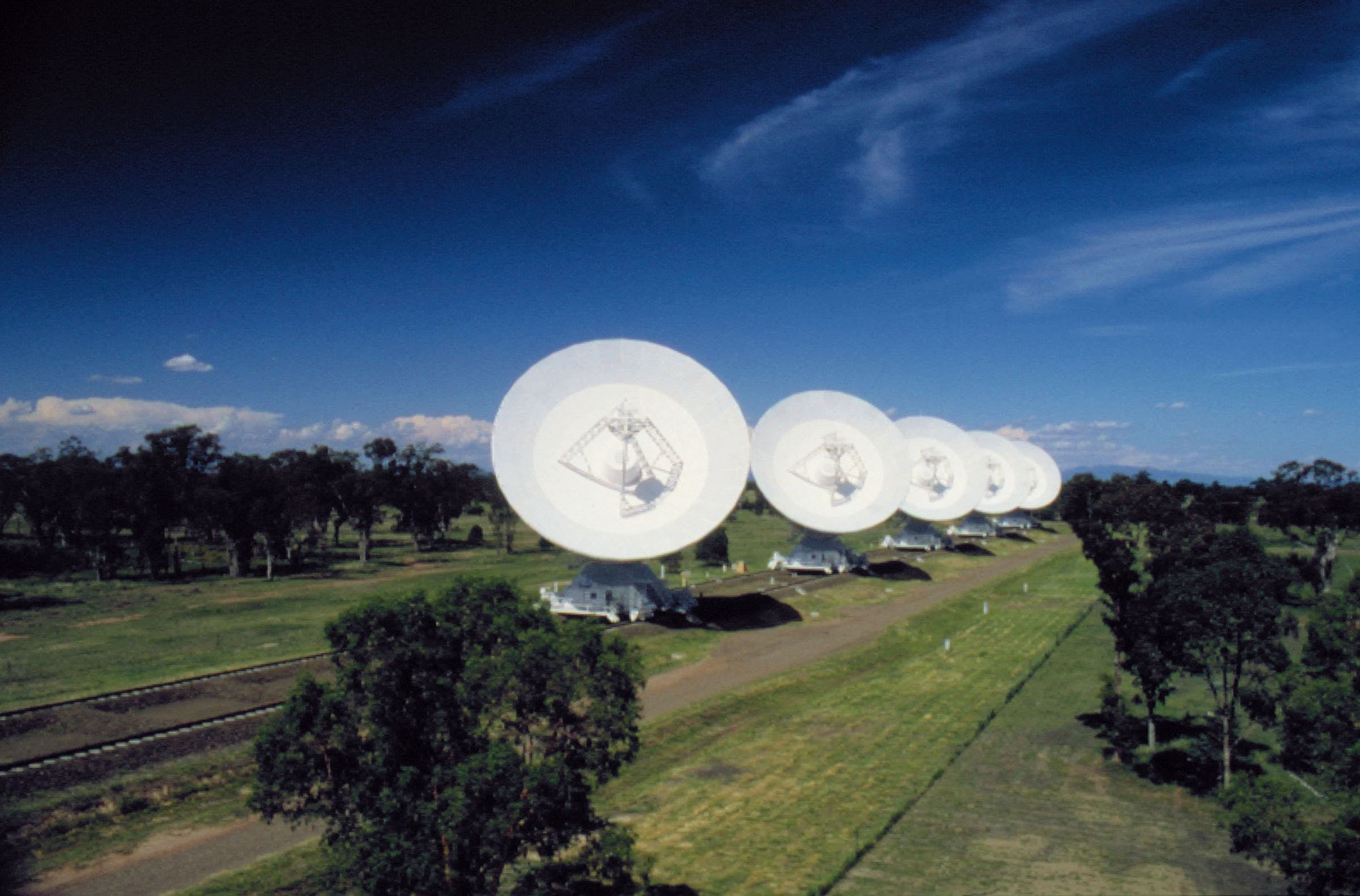 CSIRO Australia Telescope Narrabri - Great Ocean Road Tourism