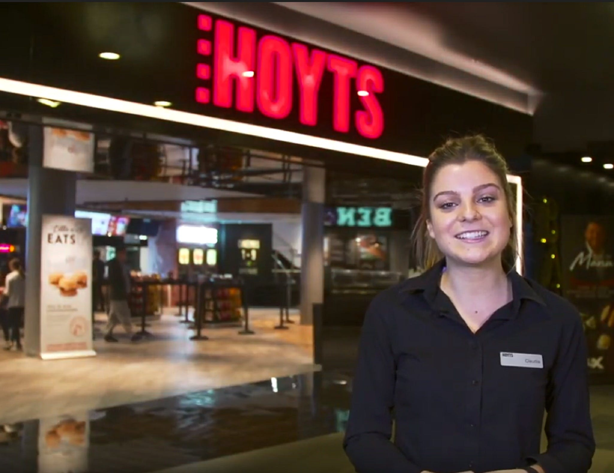 HOYTS - Carousel - Great Ocean Road Tourism