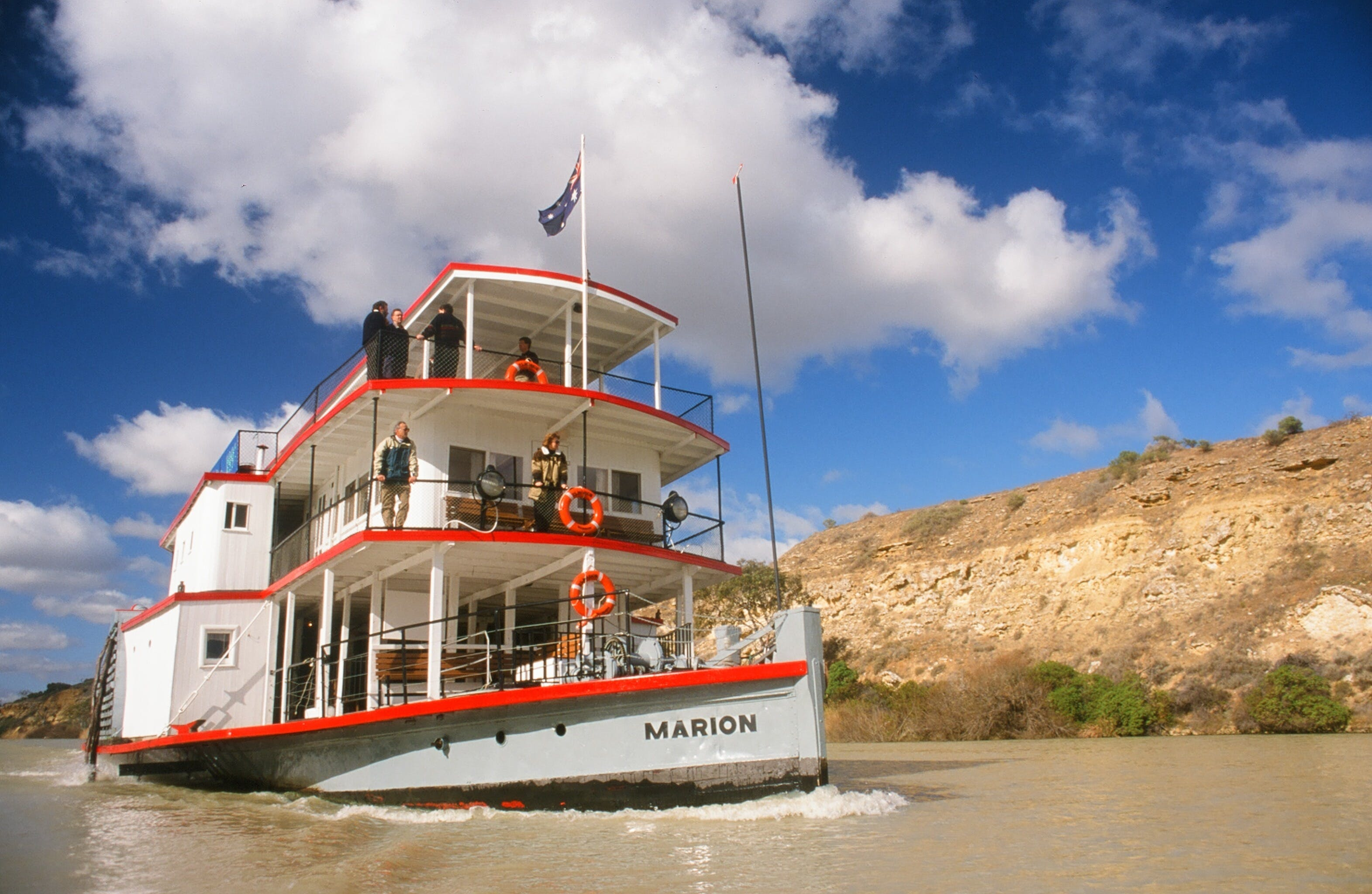 PS Marion Short Cruises - all cruises cancelled until further notice - Great Ocean Road Tourism