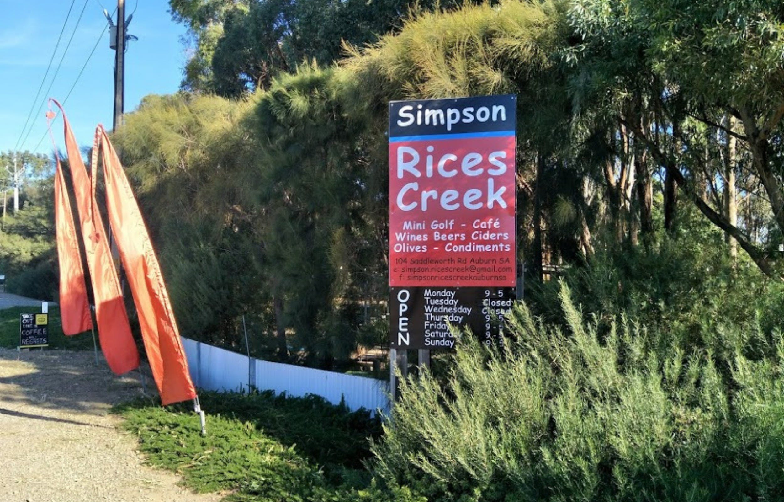 Simpson Rices Creek - Great Ocean Road Tourism