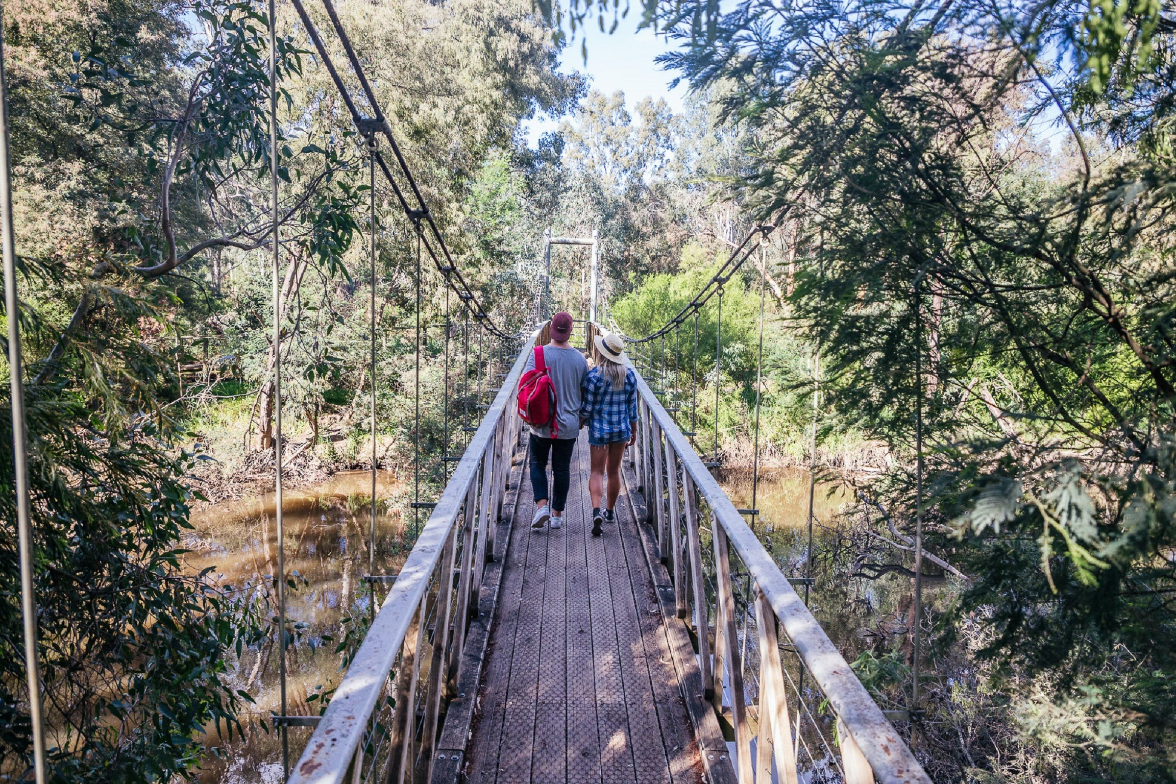 Yea Wetlands Walk - Great Ocean Road Tourism