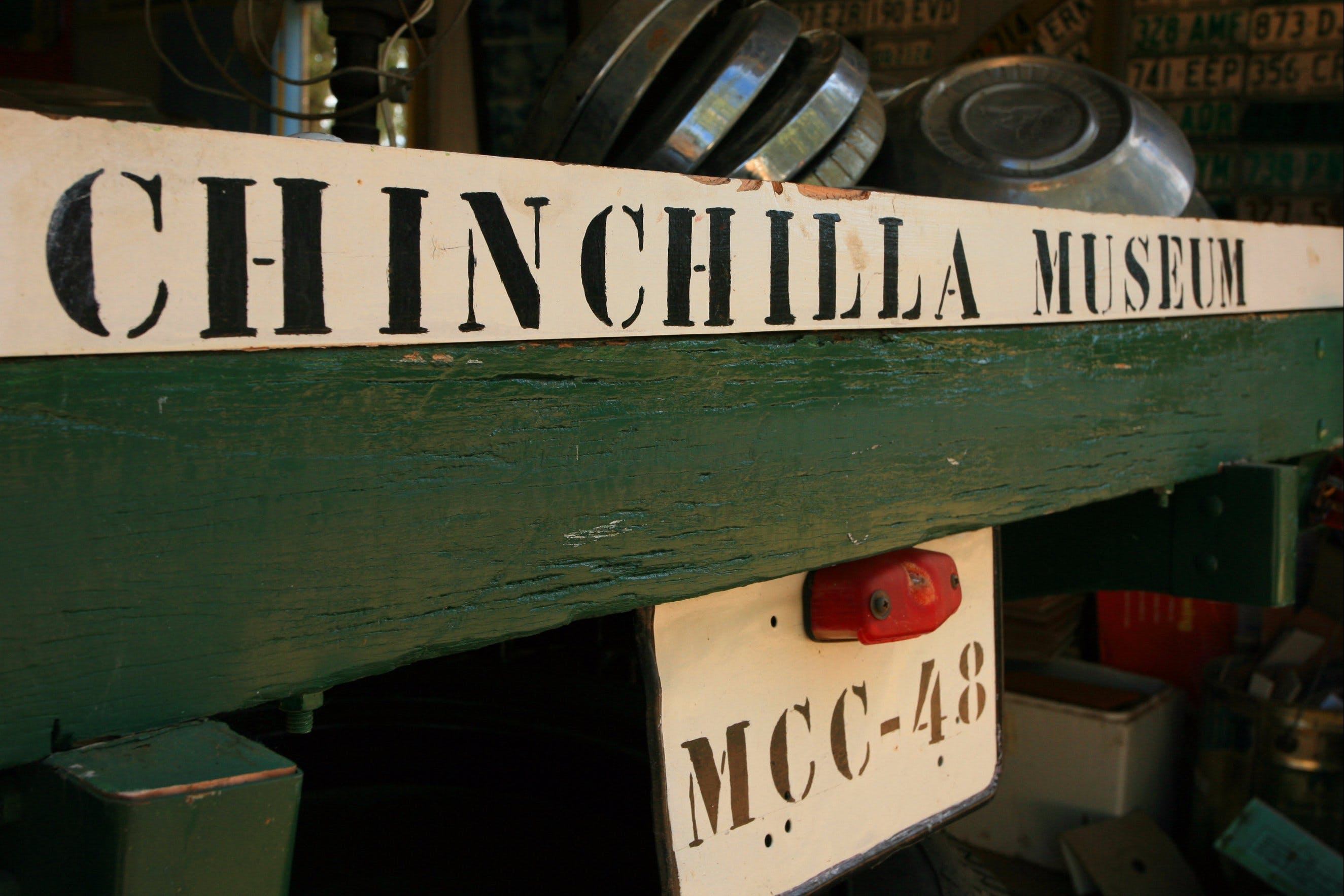 Chinchilla Historical Museum - Great Ocean Road Tourism