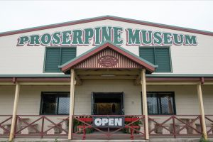 Proserpine Historical Museum - Great Ocean Road Tourism