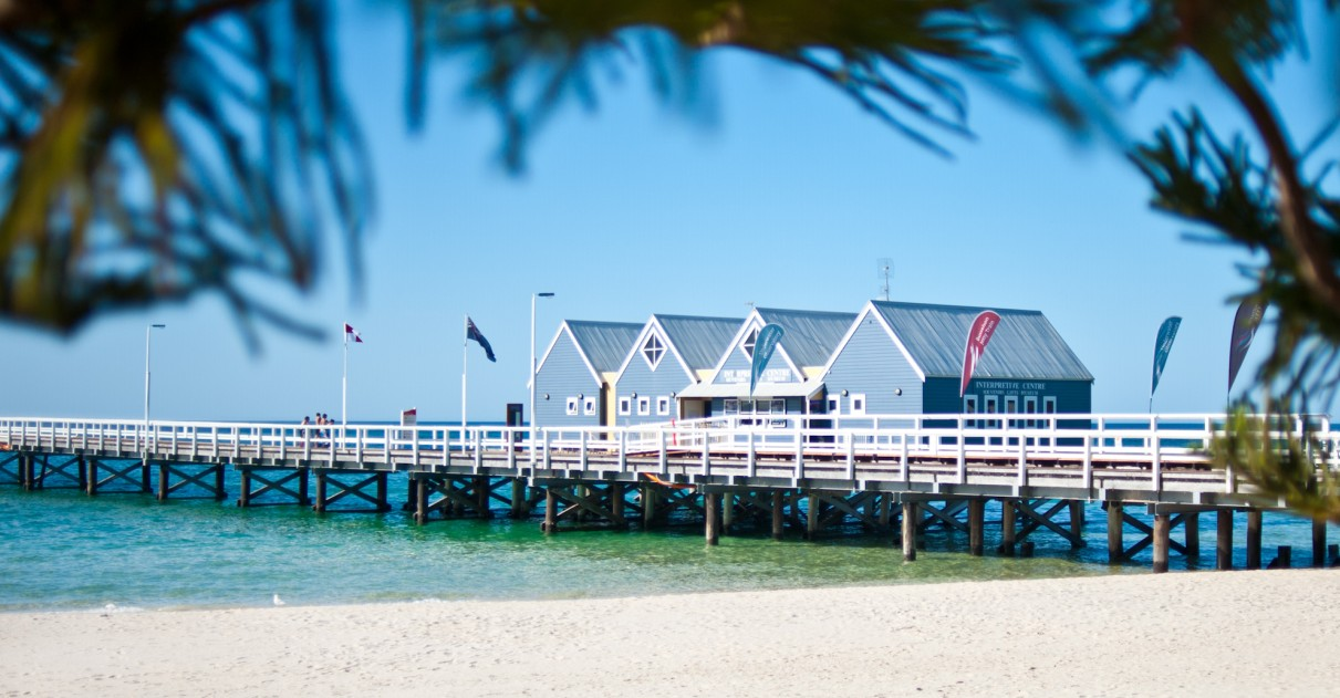 Busselton Jetty  Underwater Observatory Tour - Great Ocean Road Tourism