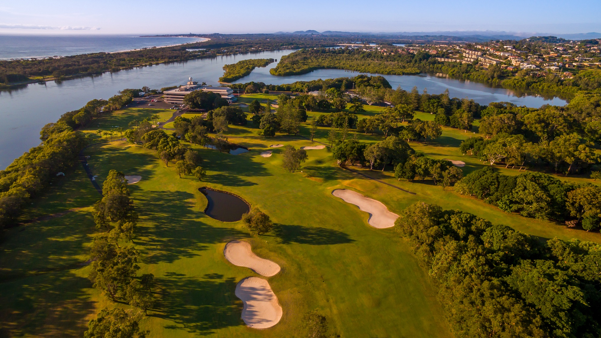 Coolangatta Tweed Heads Golf Club - Great Ocean Road Tourism