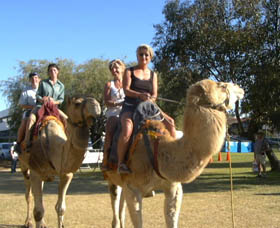 Calamunnda Camel Farm - Great Ocean Road Tourism