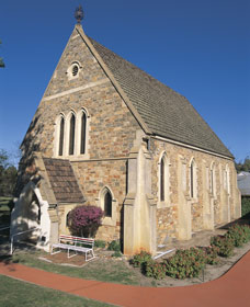 Uniting Church - York - Great Ocean Road Tourism
