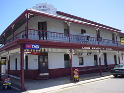 Lord Exmouth Hotel - Great Ocean Road Tourism