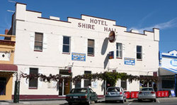 Shire Hall Hotel - Great Ocean Road Tourism