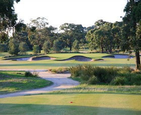 Huntingdale Golf Club - Great Ocean Road Tourism