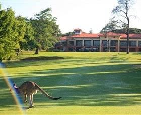 Royal Canberra Golf Club - Great Ocean Road Tourism