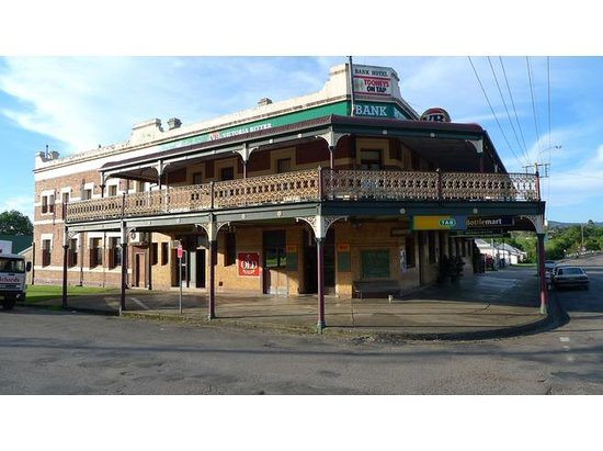 Bank Hotel Dungog - Great Ocean Road Tourism