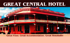 Great Central Hotel - Great Ocean Road Tourism
