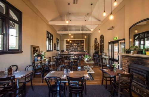 Union Bank Wine Bar - Great Ocean Road Tourism