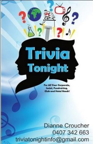 Trivia Tonight - Great Ocean Road Tourism