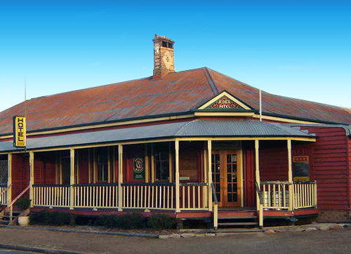 Maidenwell Hotel - Great Ocean Road Tourism