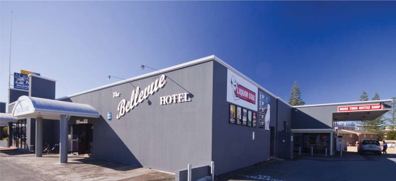 Bellevue Hotel - Great Ocean Road Tourism