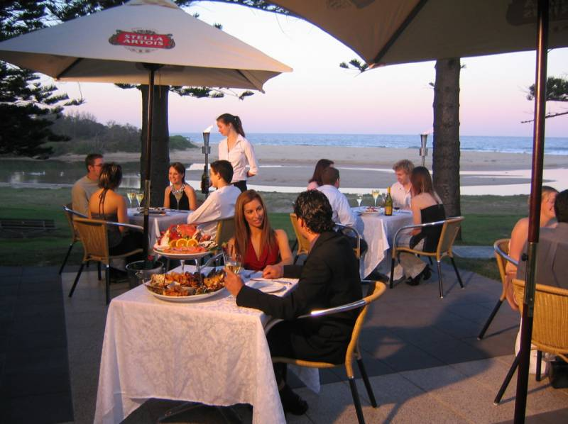 Lagoon Restaurant - Great Ocean Road Tourism