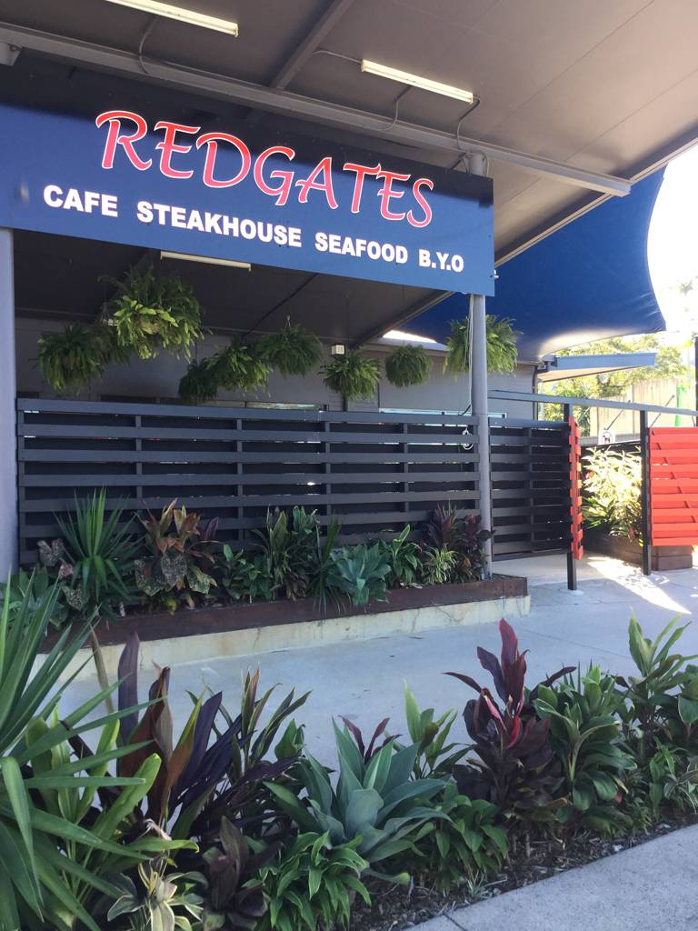 Redgates Caf Steakhouse Seafood - Great Ocean Road Tourism