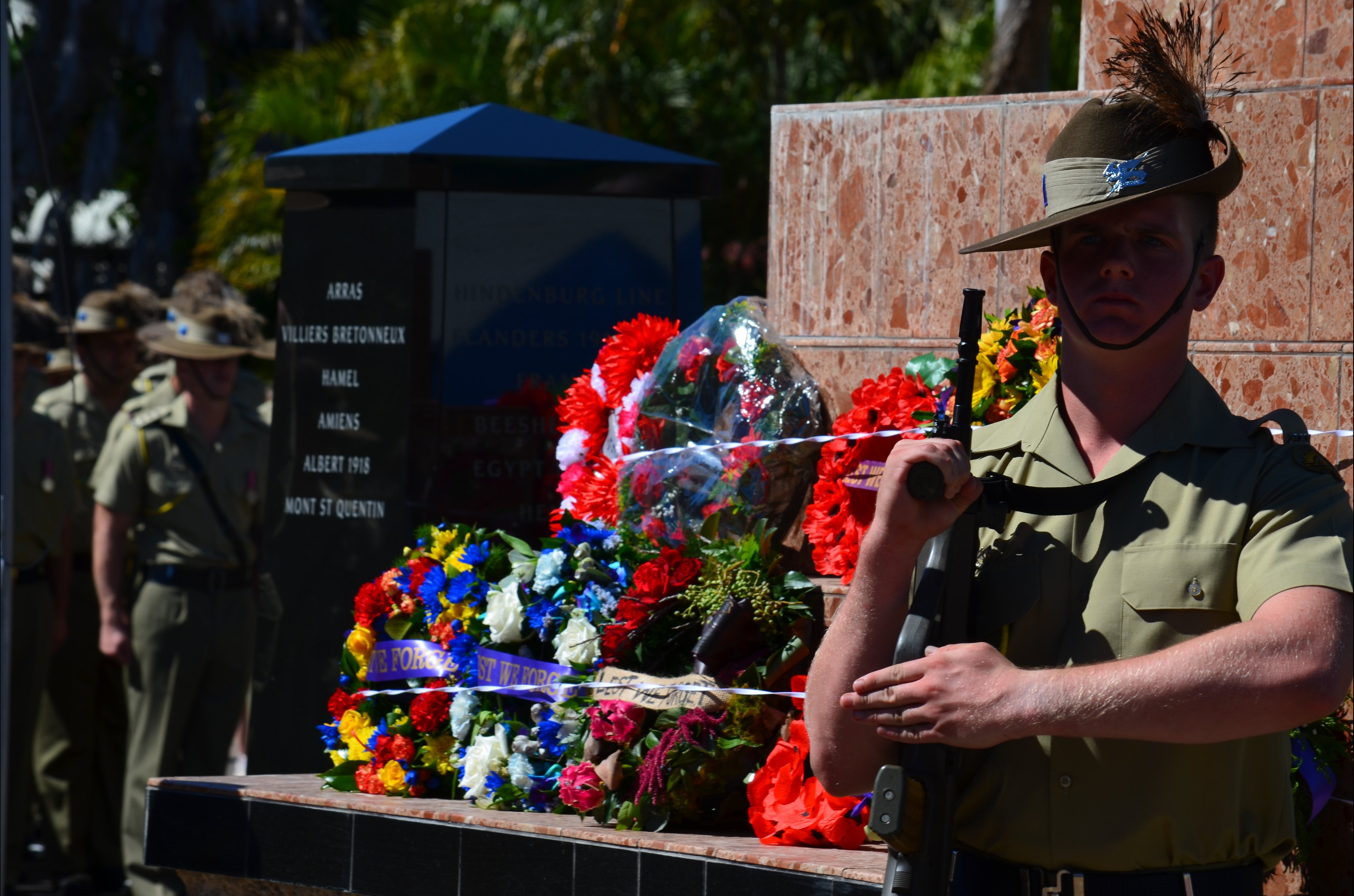Anzac Day Charters Towers - Great Ocean Road Tourism