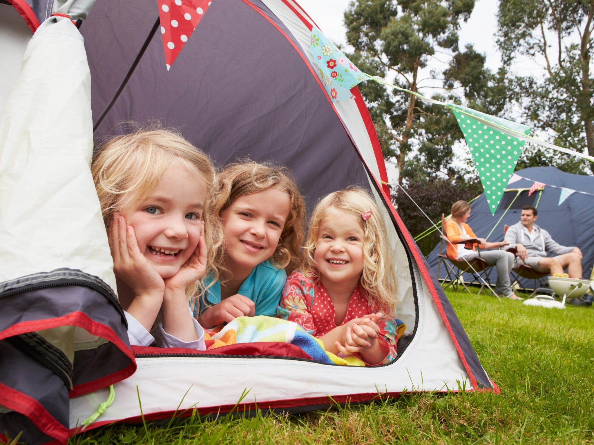 Camp Out In Town - Great Ocean Road Tourism