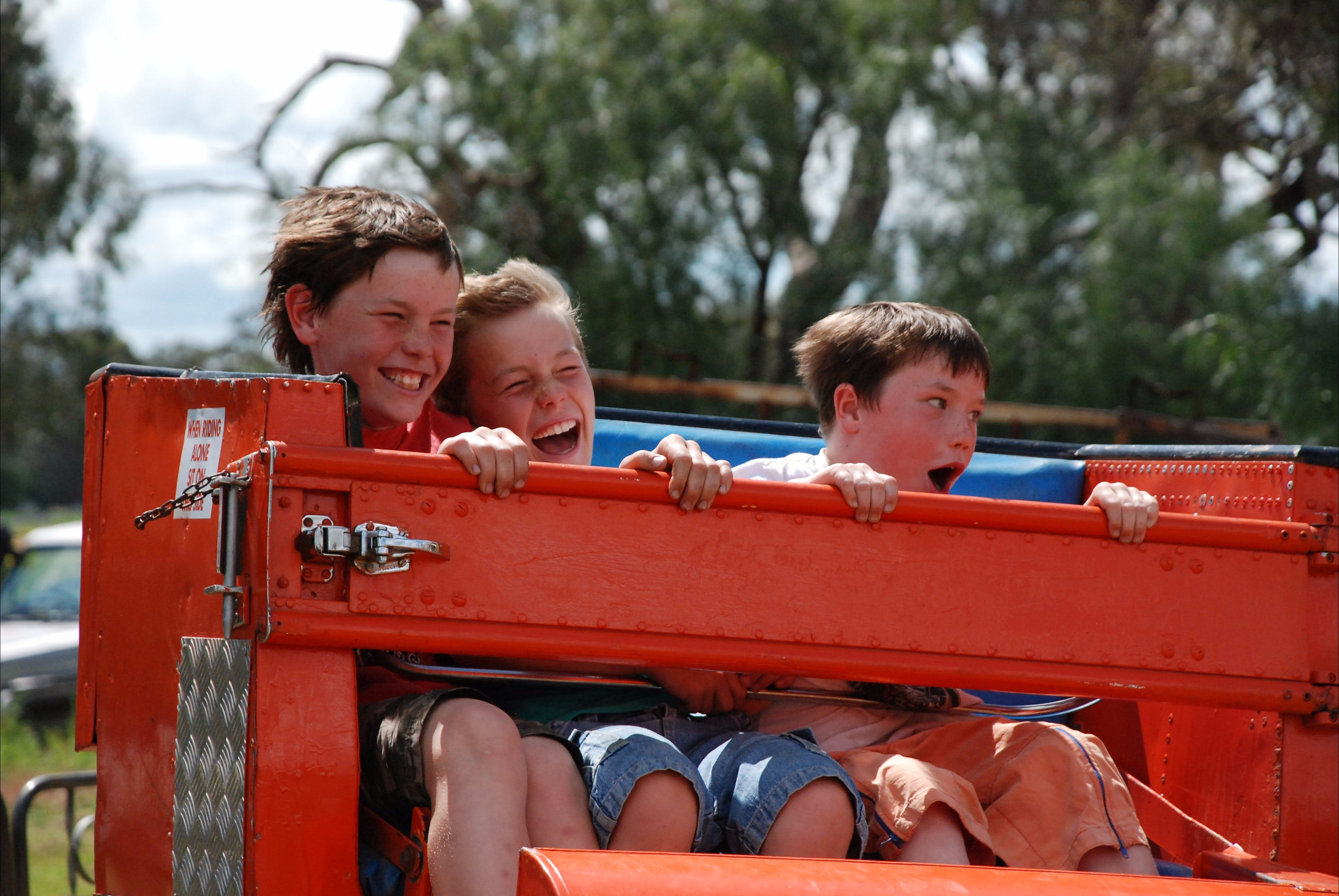 Culcairn Agricultural Show - Great Ocean Road Tourism