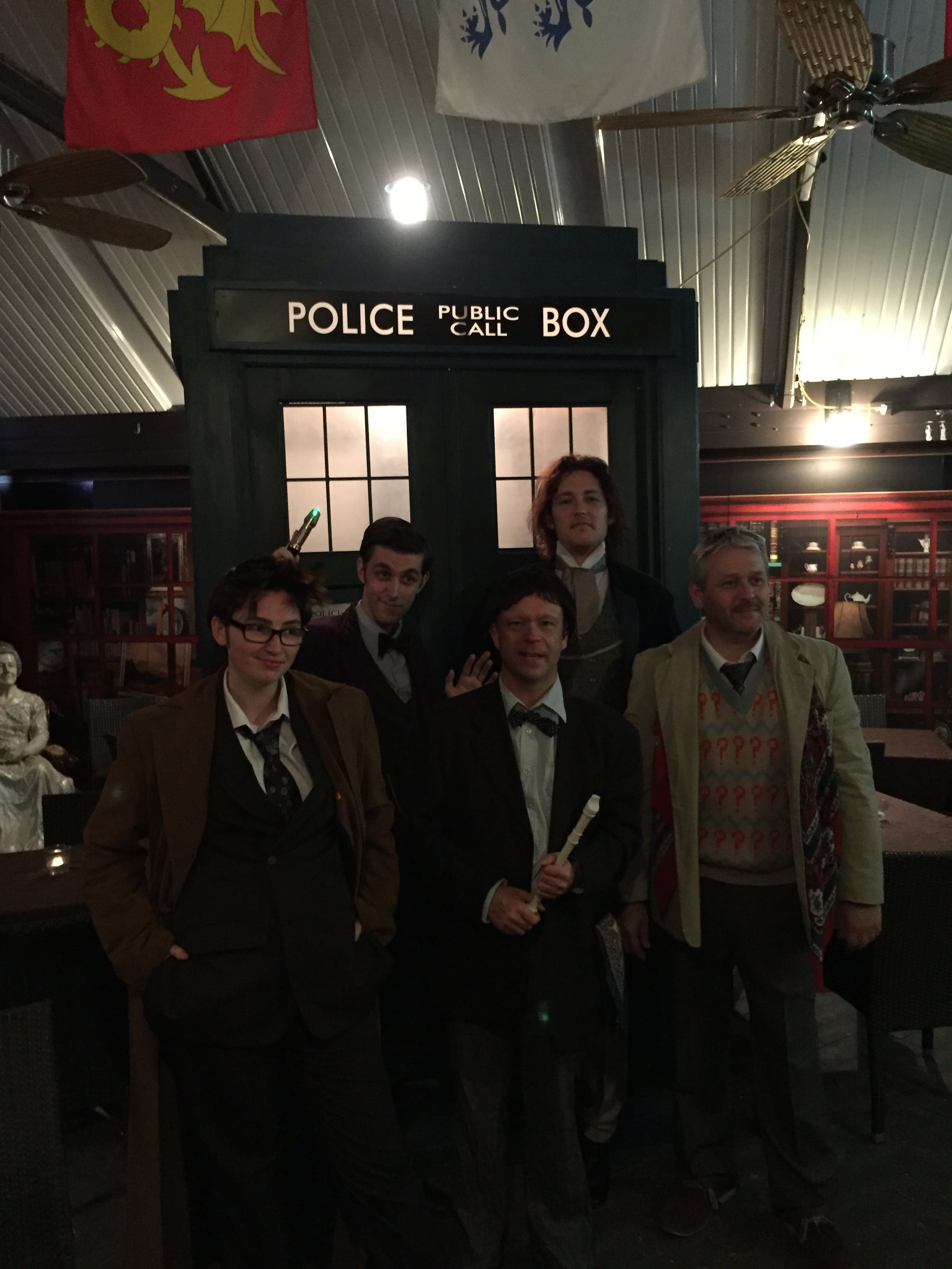Dr Who Quiz Night - Great Ocean Road Tourism