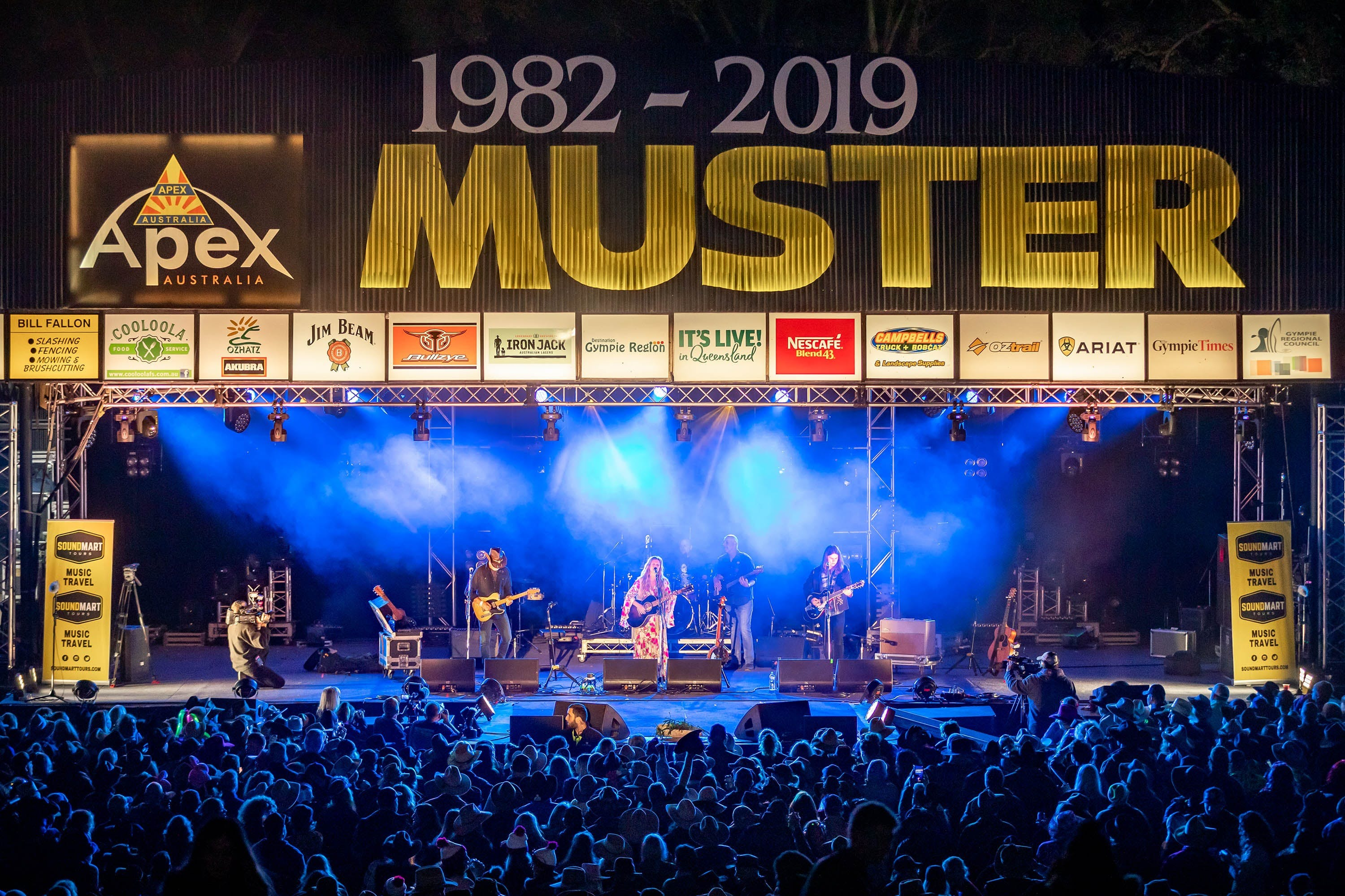 Gympie Music Muster - Great Ocean Road Tourism
