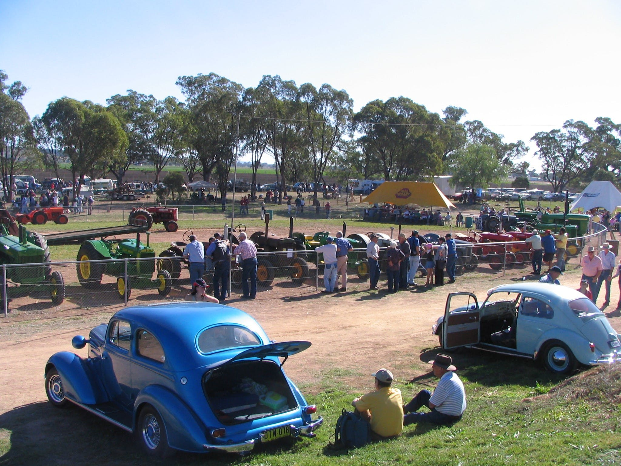 Quirindi Rural Heritage Village - Vintage Machinery and Miniature Railway Rally and Swap Meet - Great Ocean Road Tourism