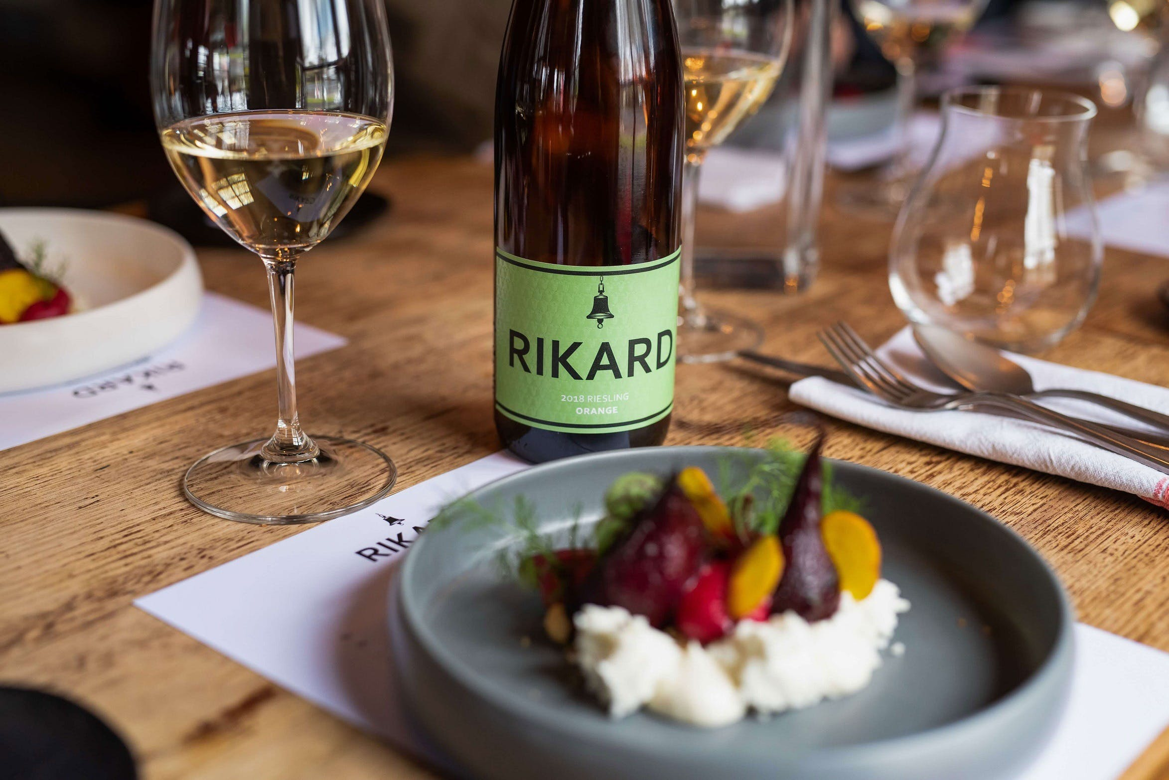 RIKARD Wines at Charred - Great Ocean Road Tourism