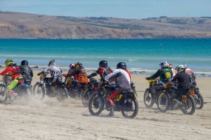 Sellicks Beach Historic Motorcycle Races - Great Ocean Road Tourism