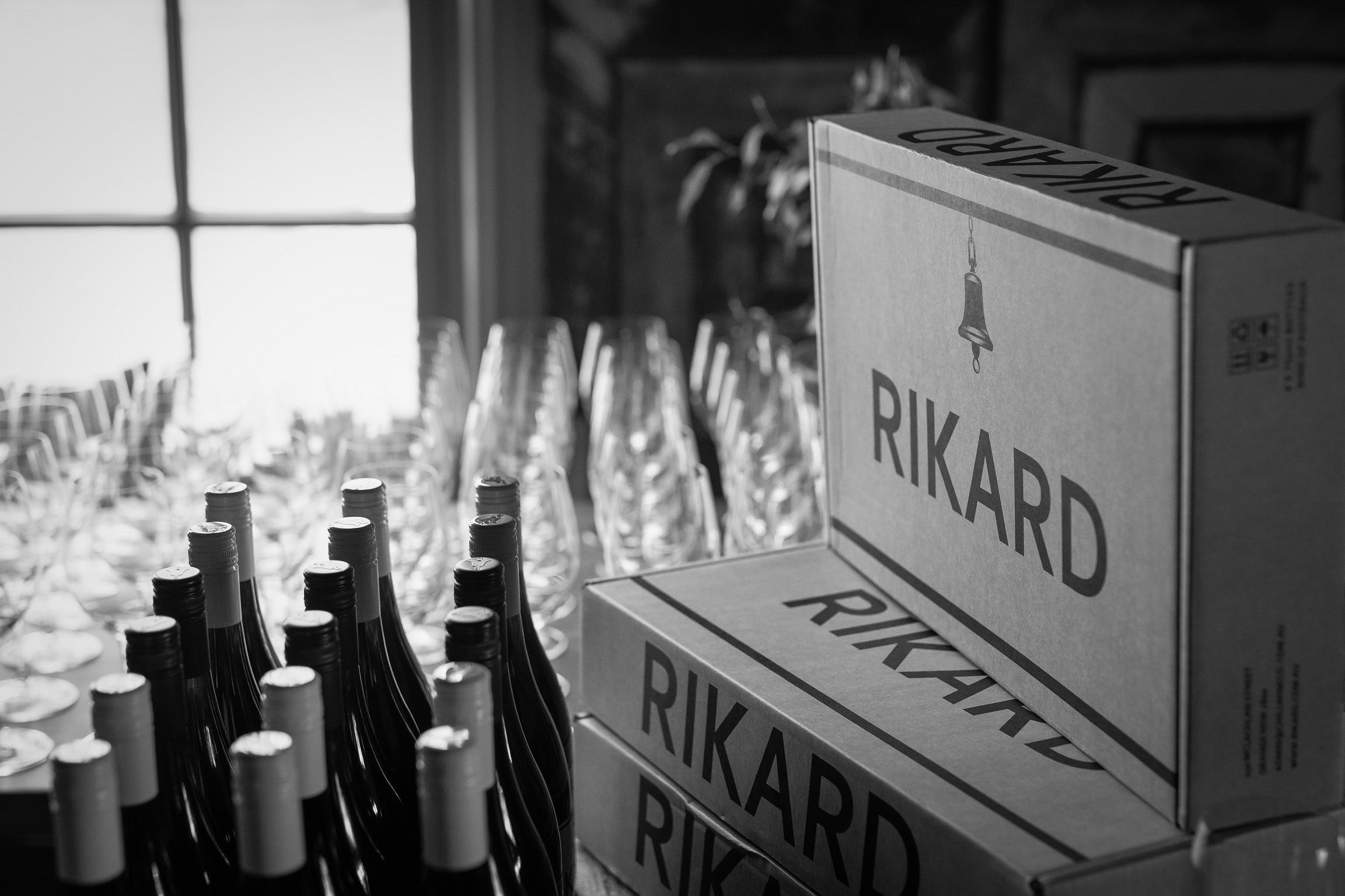 Vin Vertical - Five Years of RIKARD Pinot Noir - Great Ocean Road Tourism