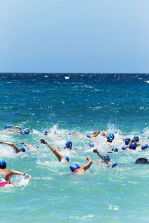 Hamilton Island Endurance Series - Whitehaven Beach Ocean Swim - Great Ocean Road Tourism