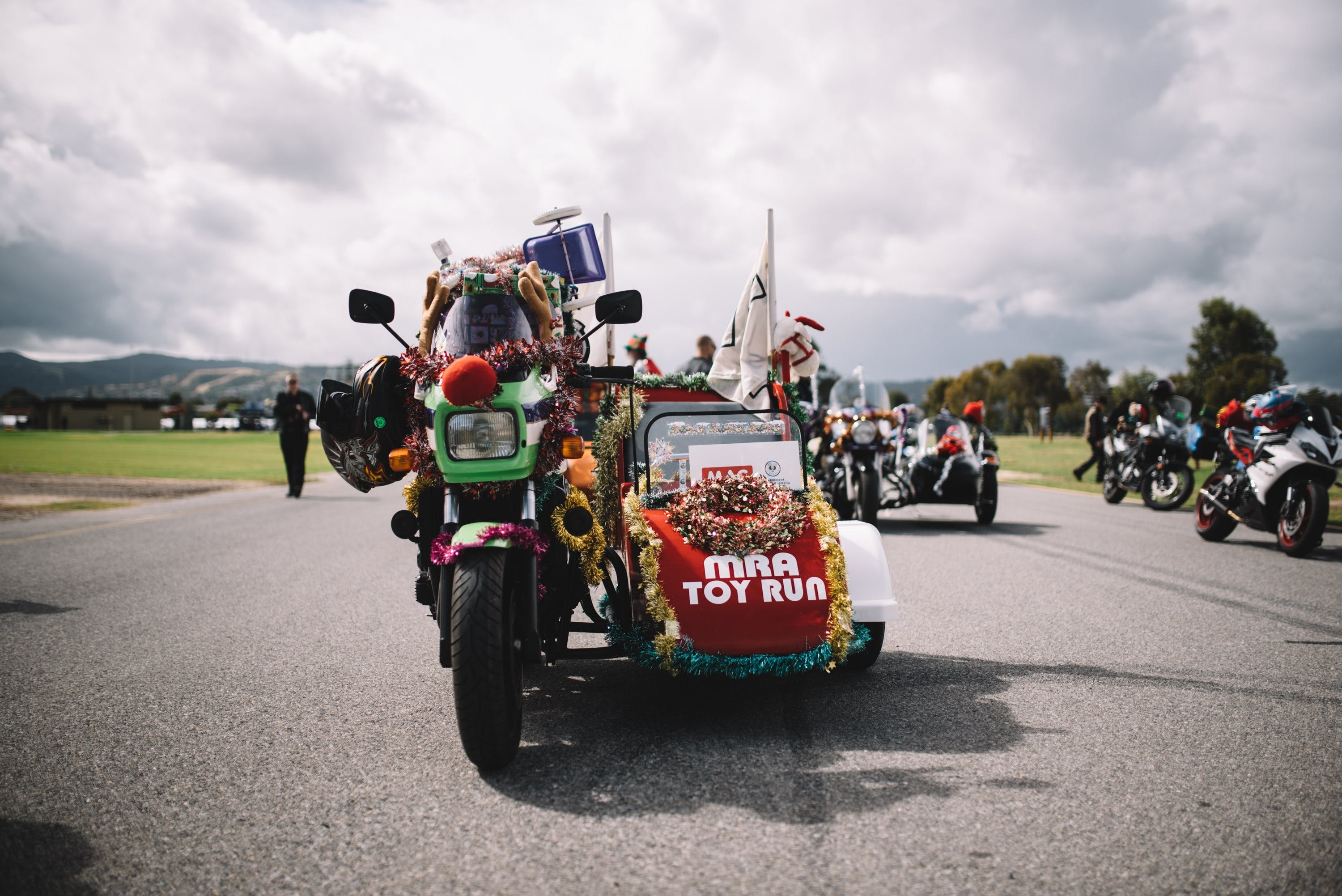 Motorcycle Riders' Association of South Australia Toy Run - Great Ocean Road Tourism