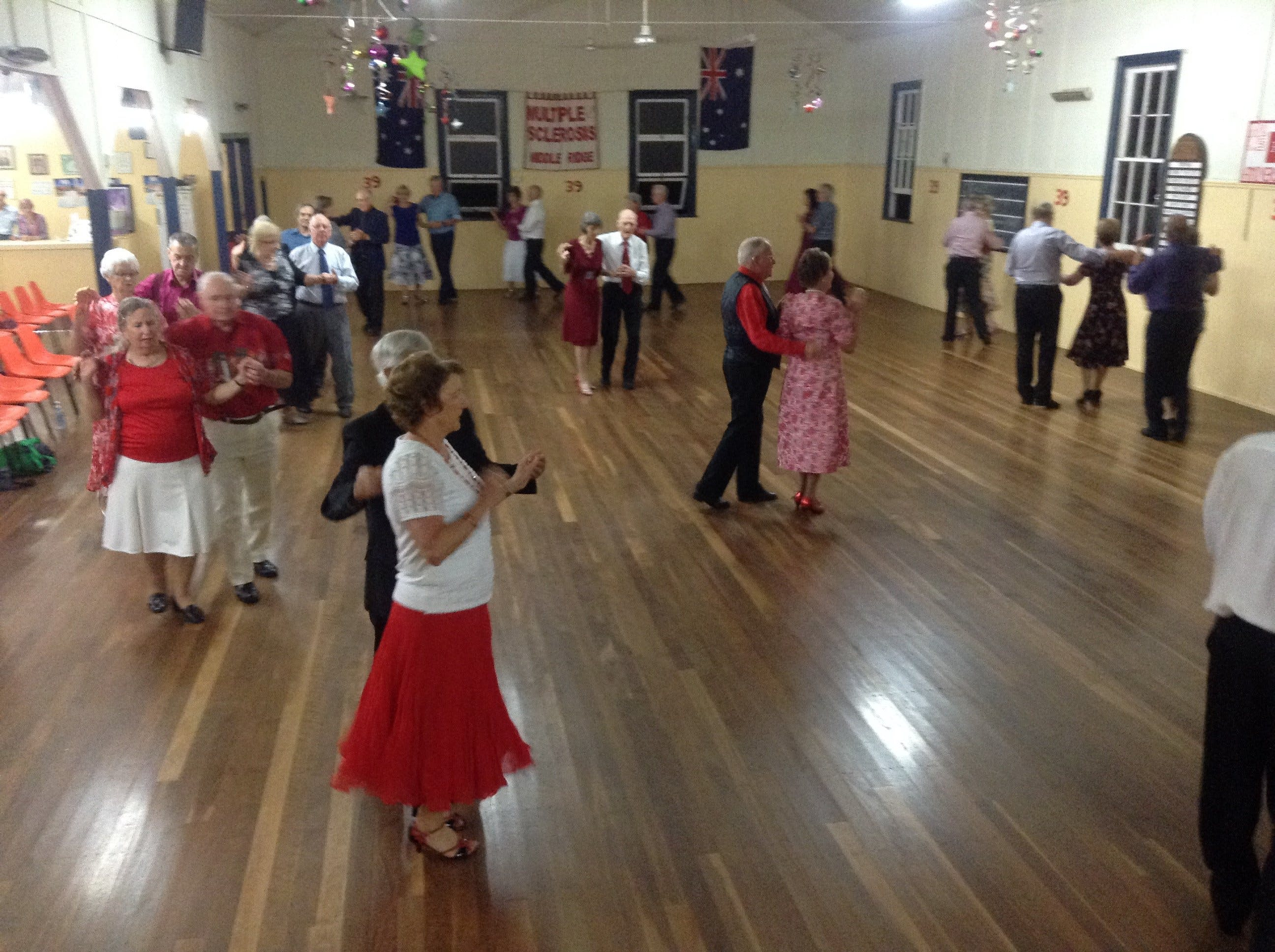 Old Time Dance - Great Ocean Road Tourism