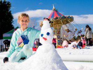 Snow Time in the Garden - Hunter Valley Gardens - Cancelled - Great Ocean Road Tourism