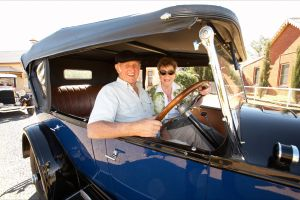 Corowa Historic Vehicle and Machinery Club Spring Fun Weekend - Great Ocean Road Tourism