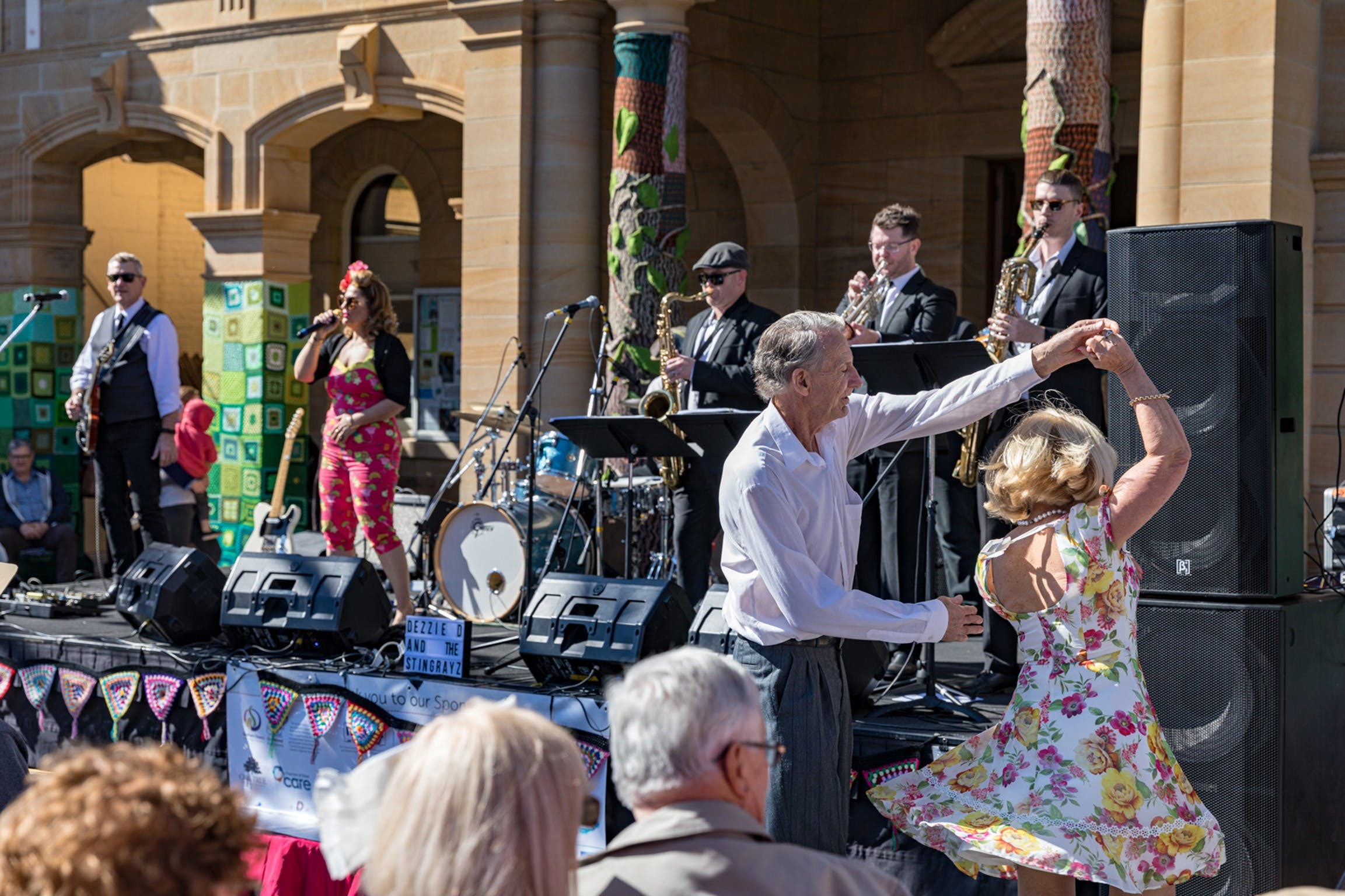 Jumpers and Jazz in July Festival - Great Ocean Road Tourism