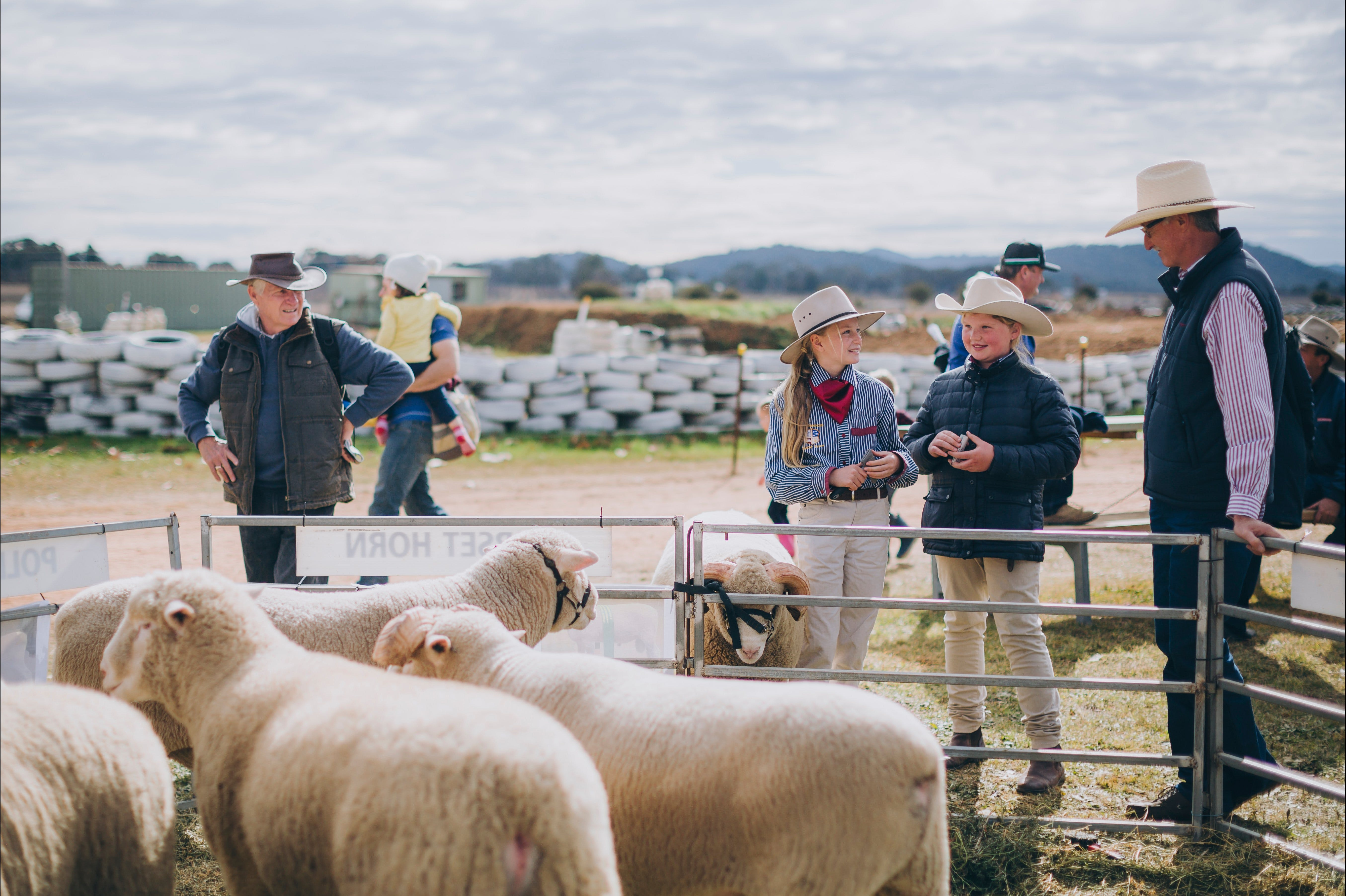 Mudgee Small Farm Field Days - Great Ocean Road Tourism