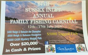 The Sussex Inlet Annual Family Fishing Carnival - Great Ocean Road Tourism