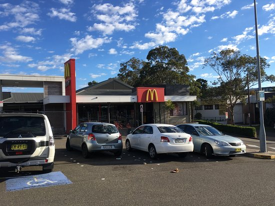 McDonald's Family Restaurants - Great Ocean Road Tourism