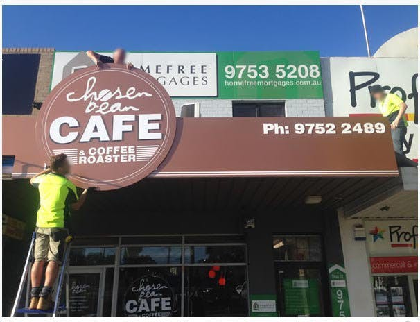 Chosen Bean Cafe - Great Ocean Road Tourism