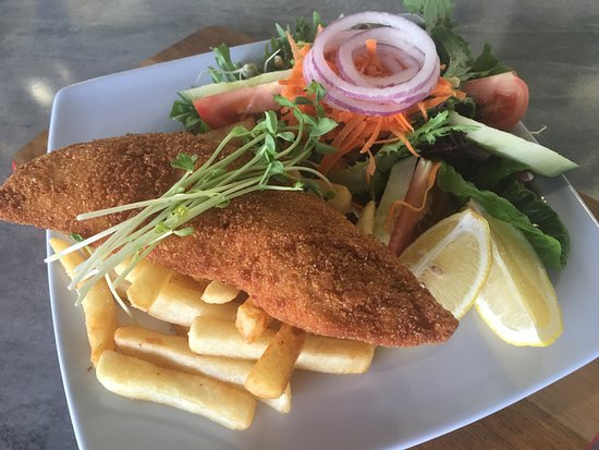 Cedar Park Fish and Chips - Great Ocean Road Tourism