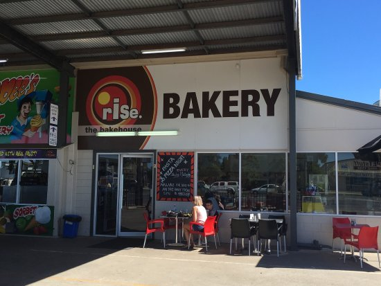 Rise The Bakehouse Biloela - Great Ocean Road Tourism