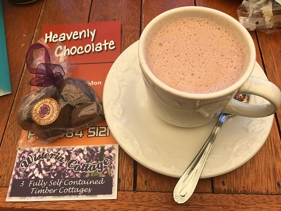 Stanthorpe's Heavenly Chocolate at Wisteria Cottage - Great Ocean Road Tourism