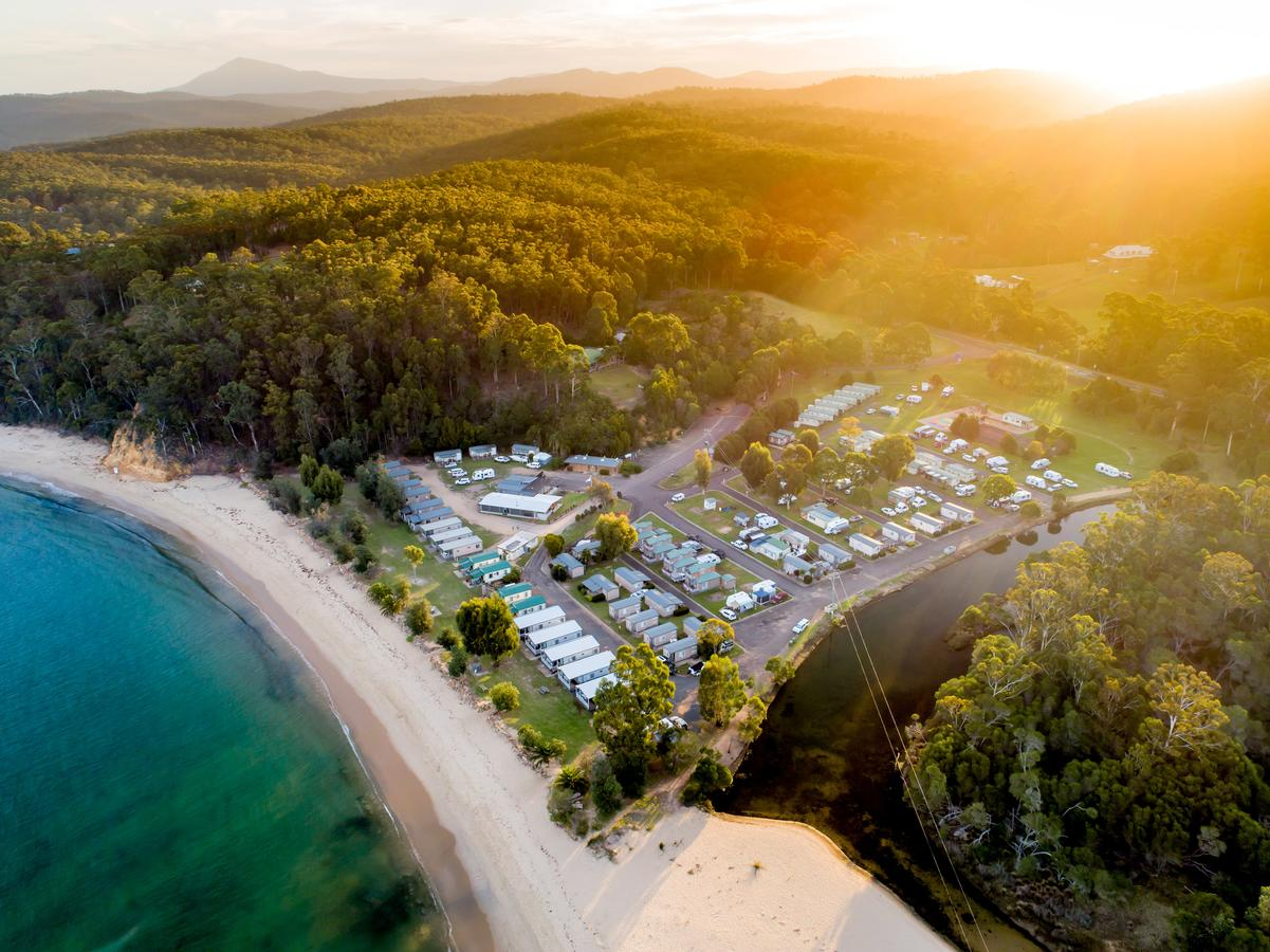 BIG4 Eden Beachfront Holiday Park - Great Ocean Road Tourism